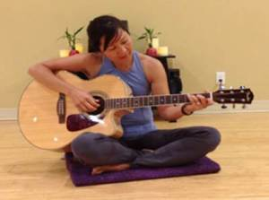 Amy Valdez - Yoga Sol Instructor and Musician